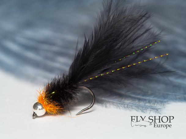 Black Leech Fly, pijavica
