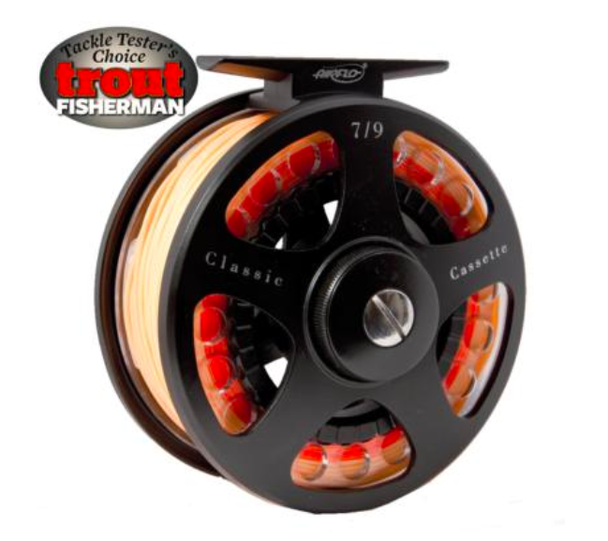 Airflo Classic Cassette Fly Fishing Reel Pack
