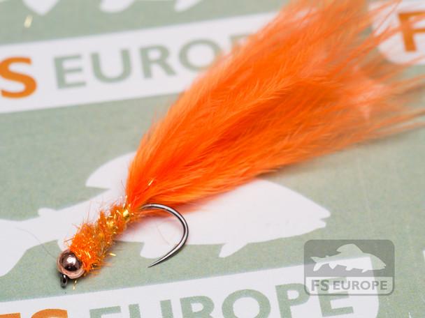 Orange Spectra Marabou Leech