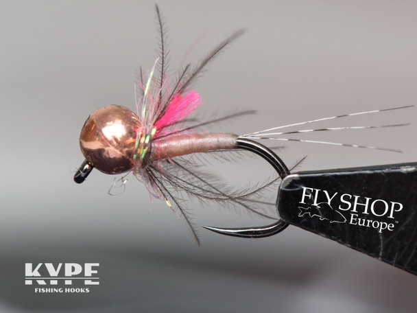 Shell Pink Micro Nymph