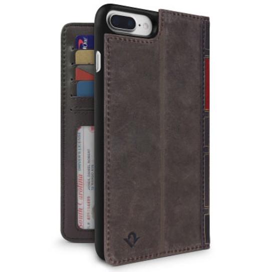 purchase cheap a94d9 e54b0 Twelve-South BookBook Case iPhone 8+/7+/6+/6S+ Plus - Brown