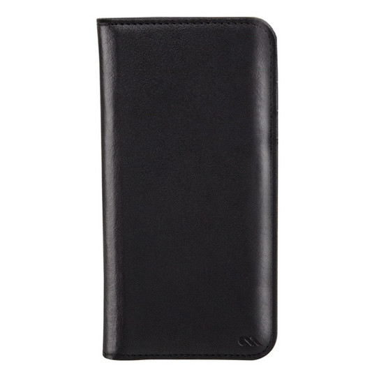 new product 32de4 9f6aa Case-Mate Wallet Folio Case for iPhone 8/7/6/6S - Black