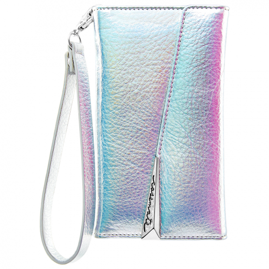 separation shoes 62afc 3b7bf Case-Mate Wristlet Folio Case for iPhone 8/7/6/6S - Iridescent