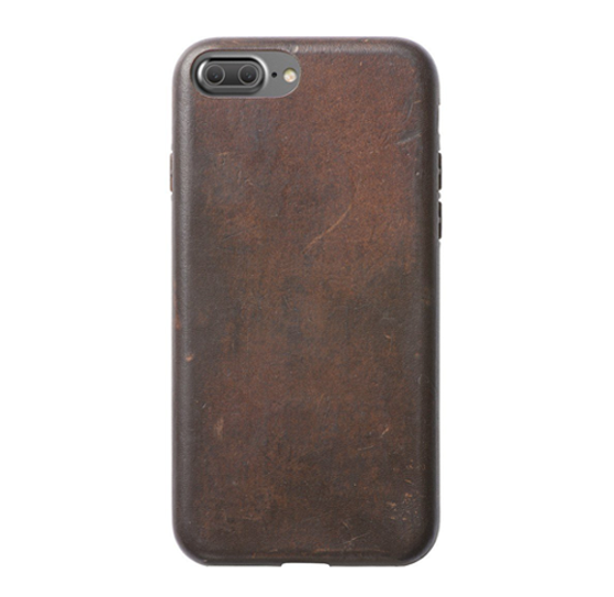 size 40 1bb35 43eb8 Nomad Horween Leather Case iPhone 8+/7+ Plus - Rustic Brown