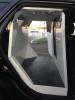Havis K9-D25 K9 Dog Kennel Transport System for Dodge Durango 2011+, Choose White or Black, Designed to Maximize Officer Room and Visibility