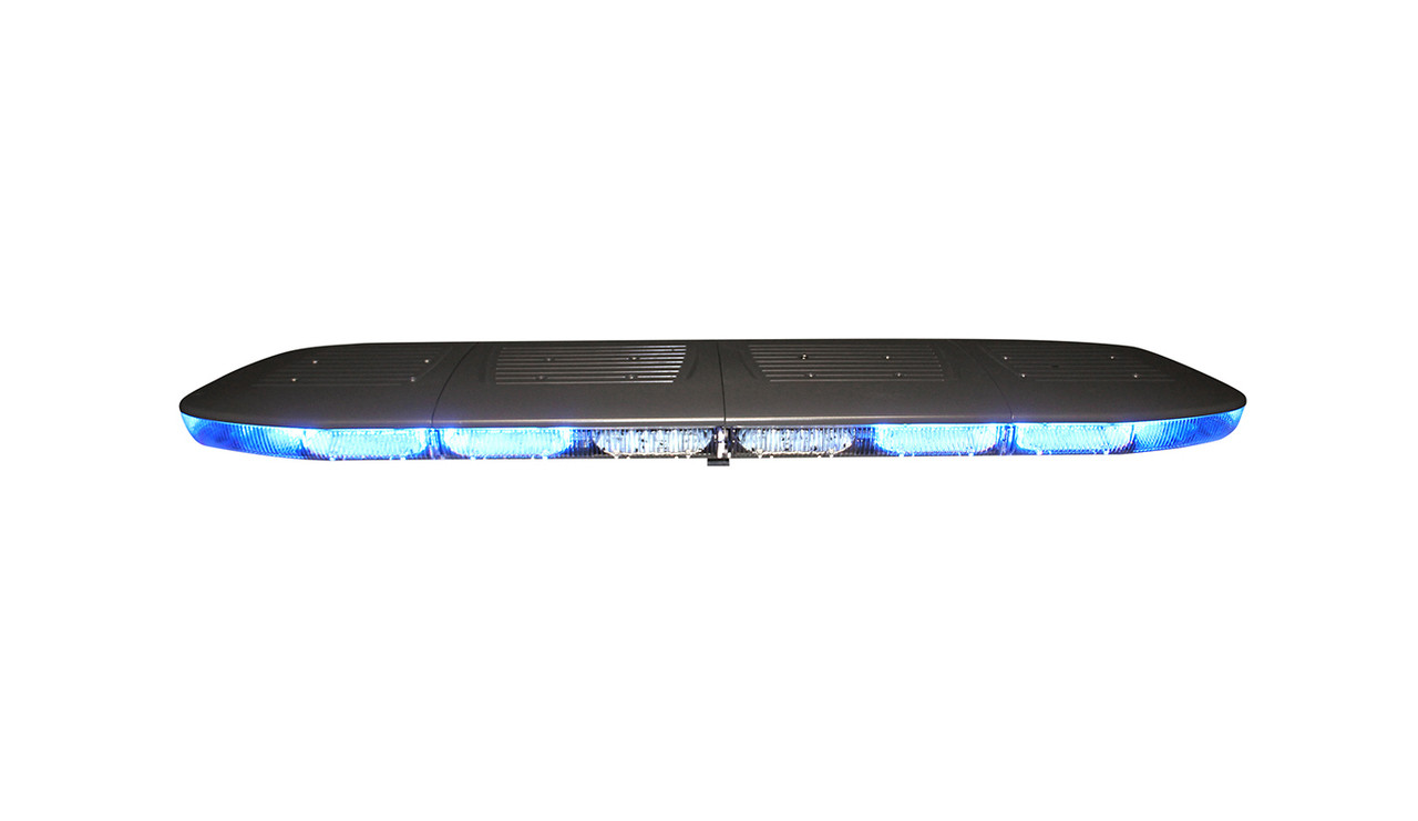 Soundoff nForce LED Light Bar for Law Enforcement and Emergency Vehicles, 42 48 or 54 inch, Single or Dual Color LEDs