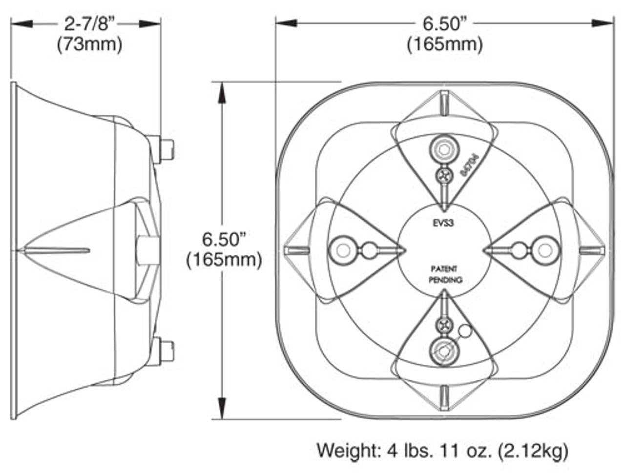 Fabulous Whelen Sa315P Siren Speaker Dana Safety Supply Wiring Database Gramgelartorg