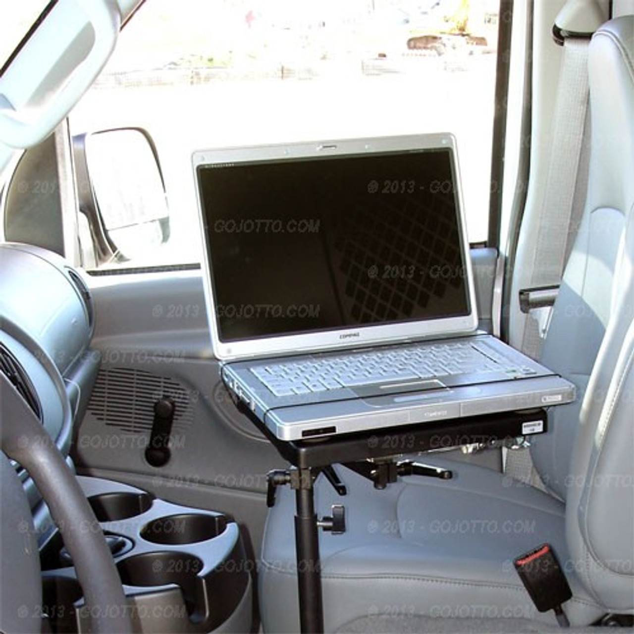 E Series Van Laptop Mount Computer Stand by Jotto Desk 1999+