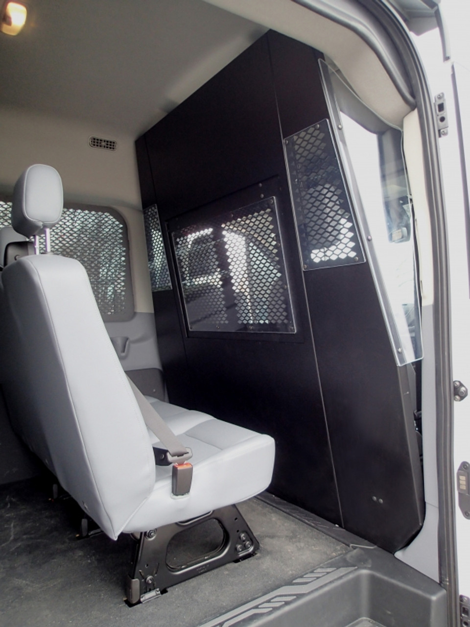 Havis Ford Transit Van Cage Front Partition P Front 4 For Window Van With Medium Roof