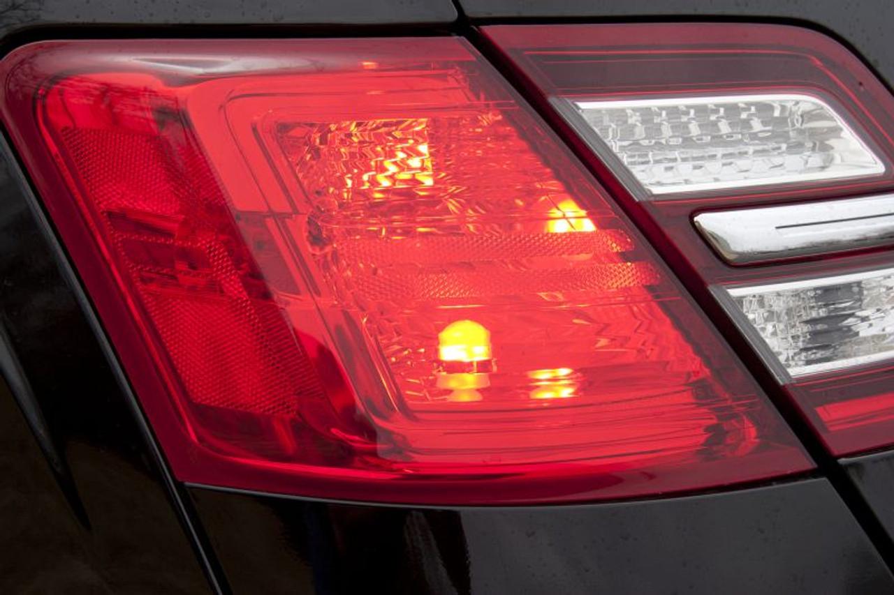 Interceptor Sedan Brake Lights