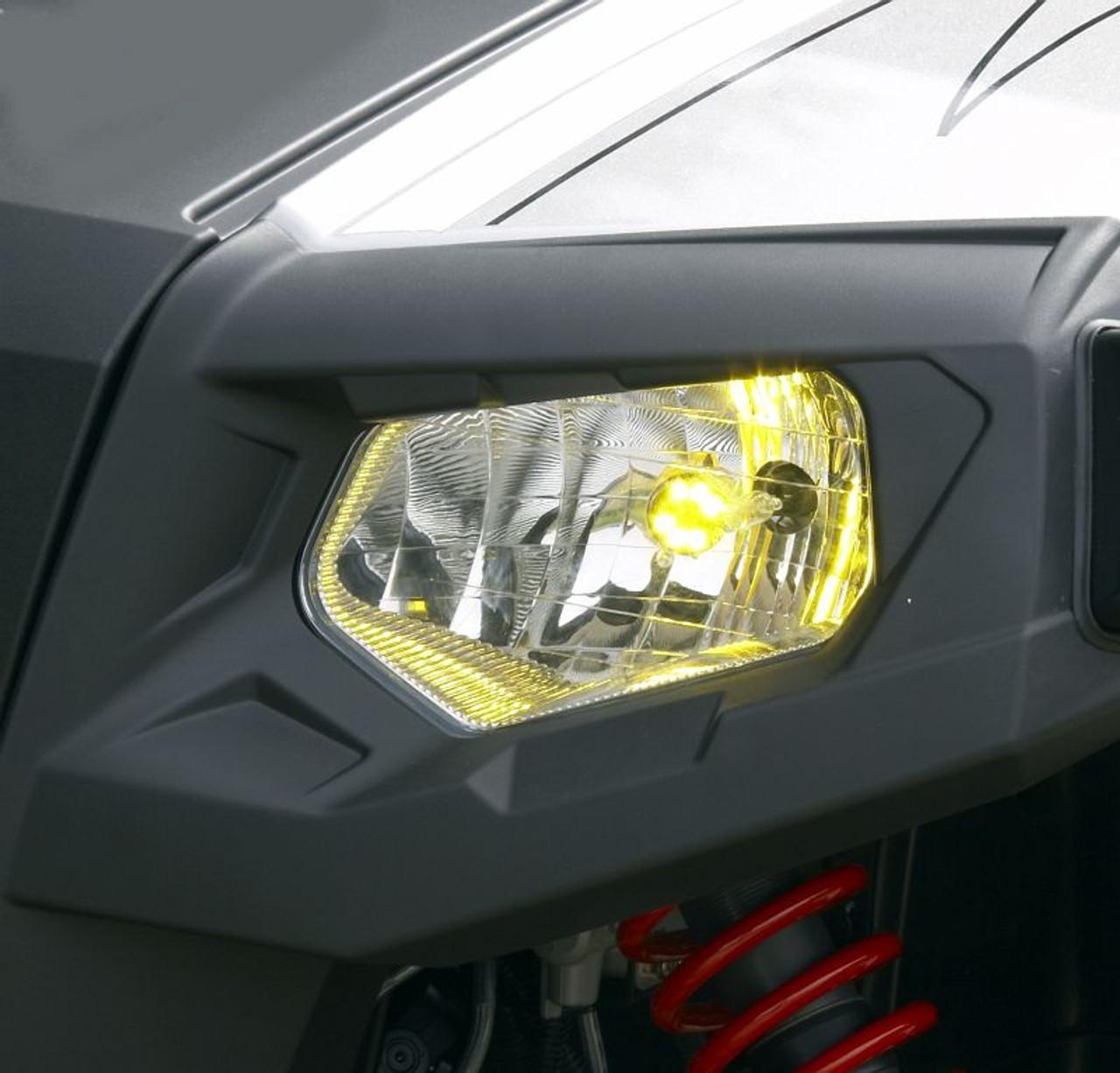 Polaris Razor Amber Vertex Light