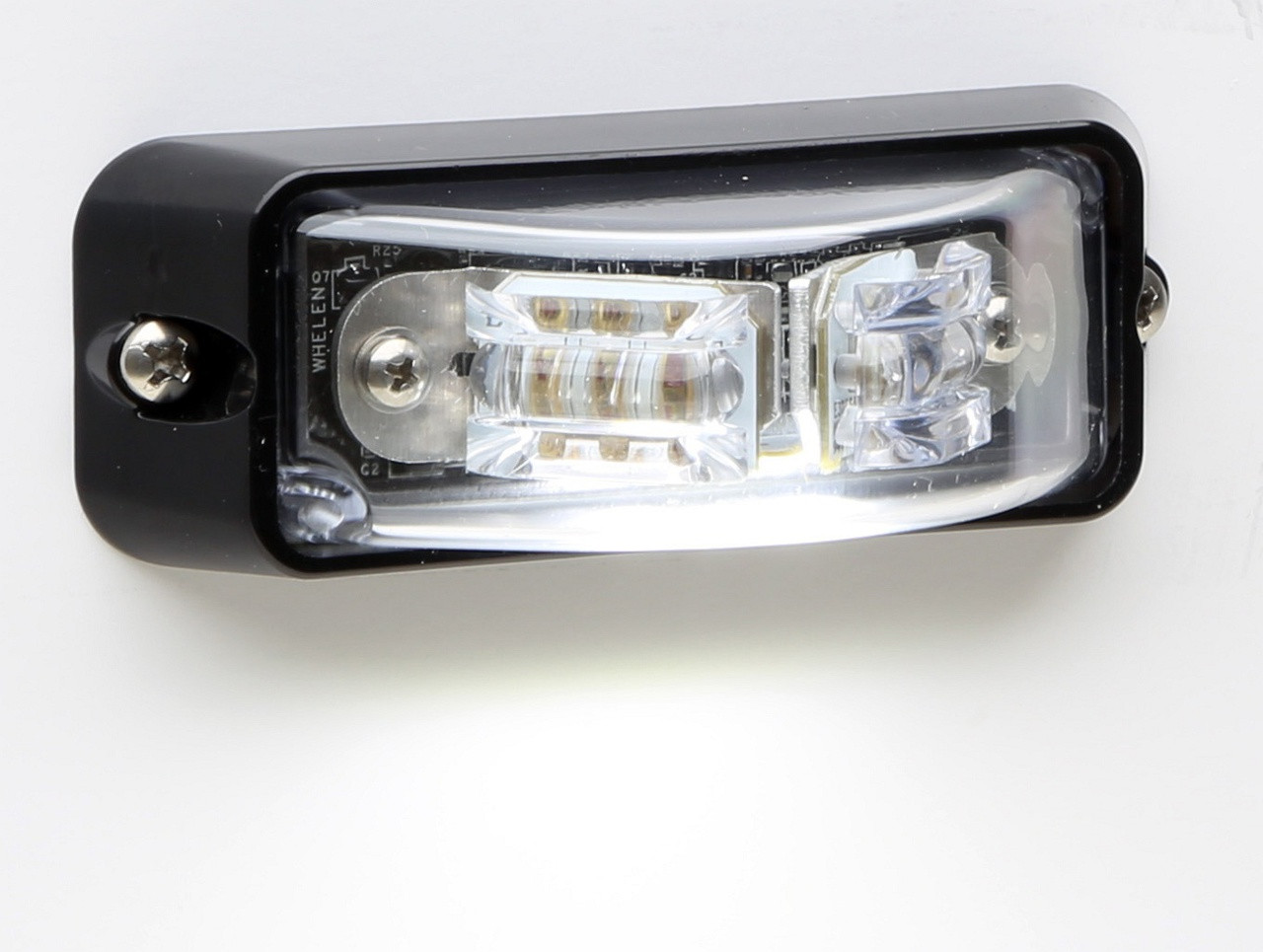 Whelen LINV2 V-Series LED Flush Surface Mount Light Head for Warning and Puddle