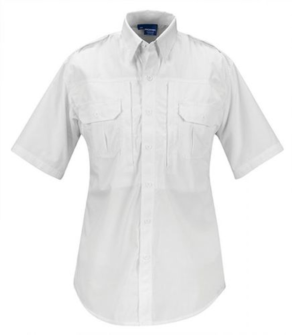 5.11 TACTICAL 46122 MENS STATION CLASS A SHORT SLEEVE SHIRT WHITE X-LARGE