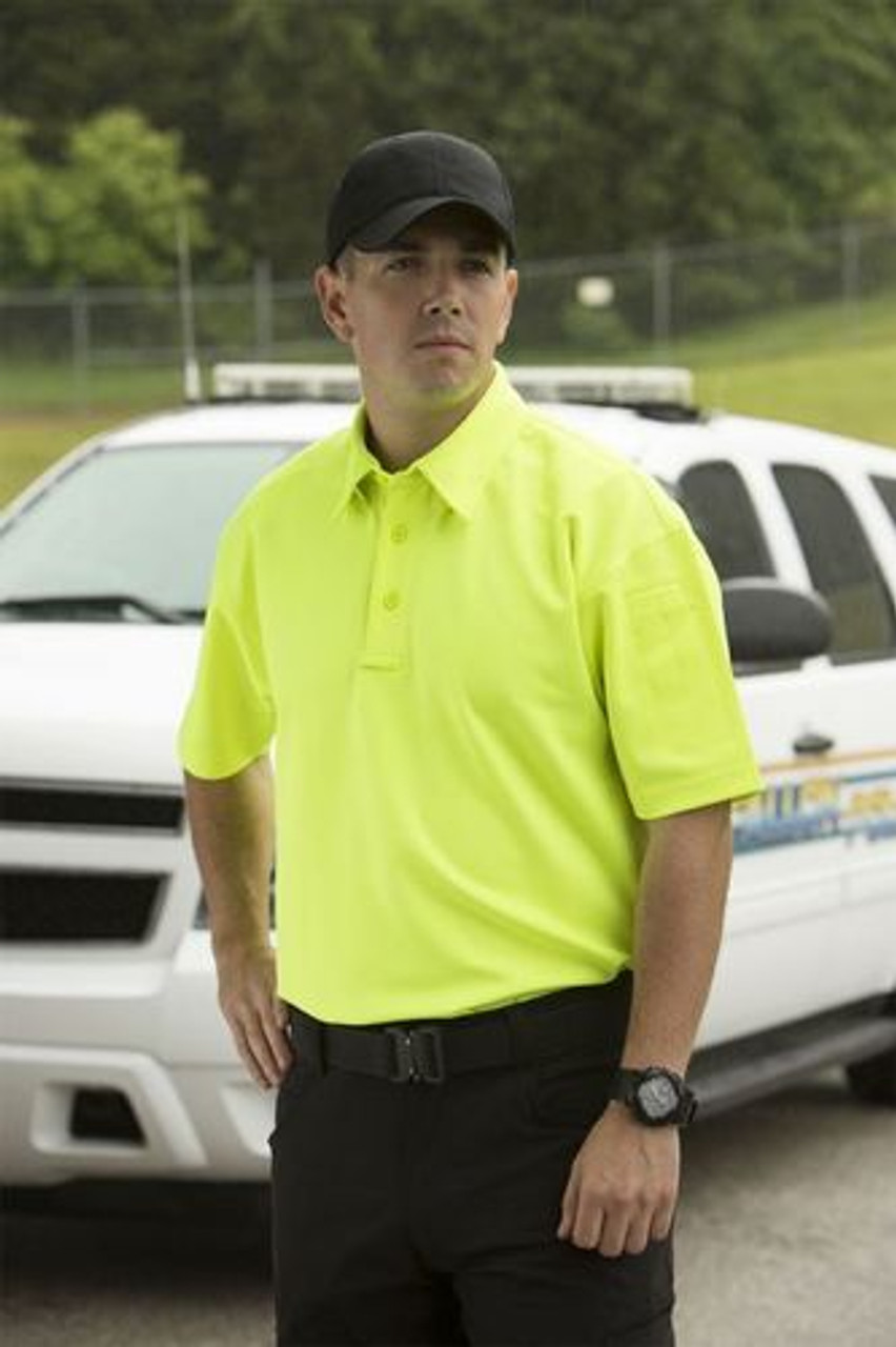 Propper  F5341-72 Men's I.C.E.® Tactical Polo, Short Sleeve, Casual/Uniform, Polyester/Spandex, includes Shoulder Mic Loop,