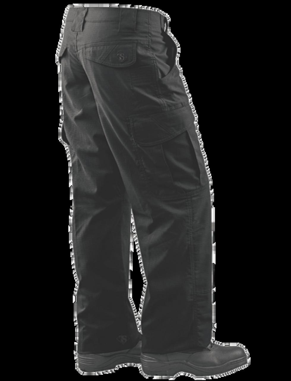NEW TRU-SPEC WOMENS 24-7 CLASSIC TACTICAL PANTS 1193 KHAKI SIZE 22x32