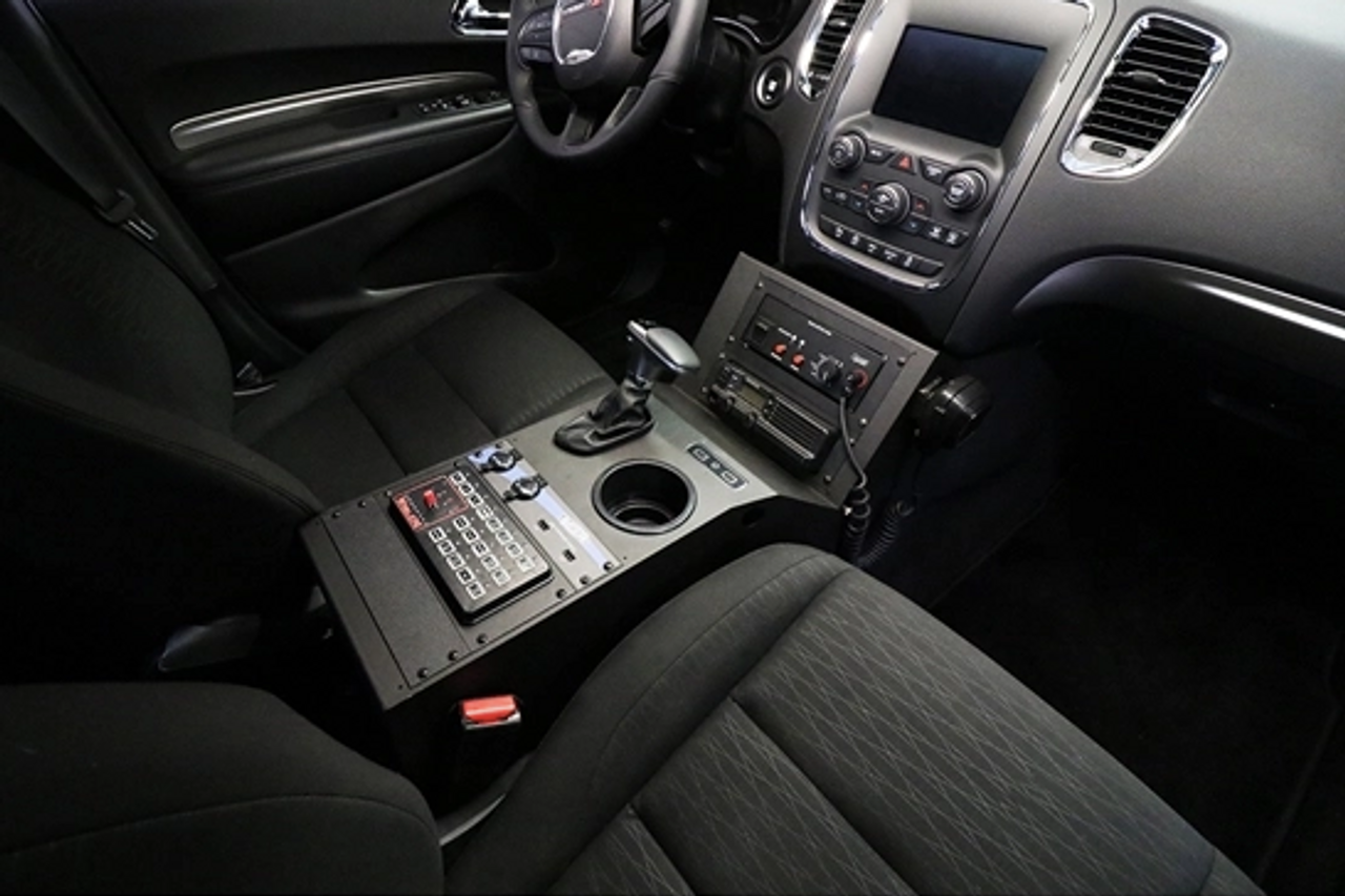Jotto Desk 425 6655 Dodge Durango Ppv Contour Console 2019 Police Package Includes Faceplates And Filler Panels