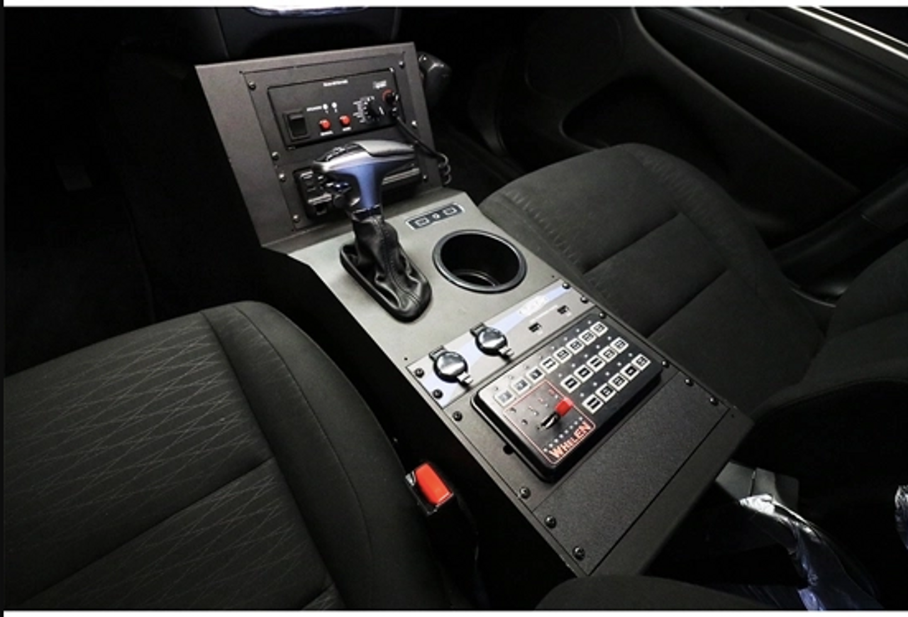 Dodge Charger Jotto console 2011