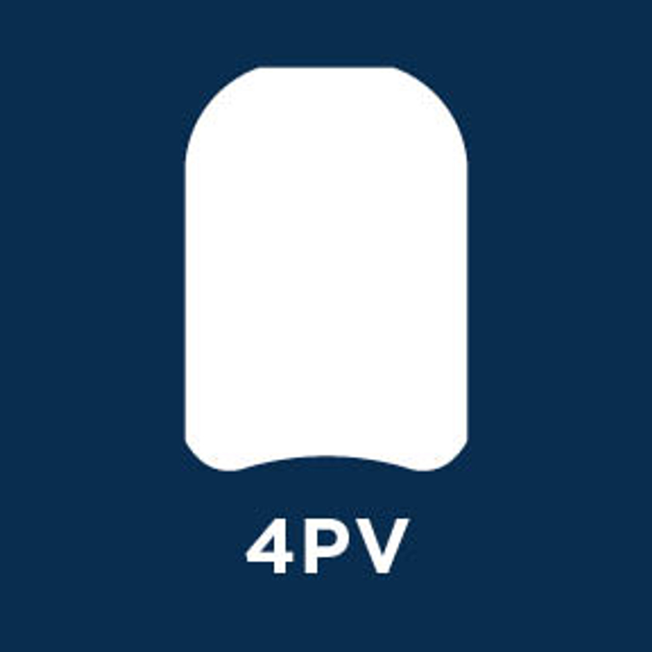 This vest is compatible with the 4PV cut: