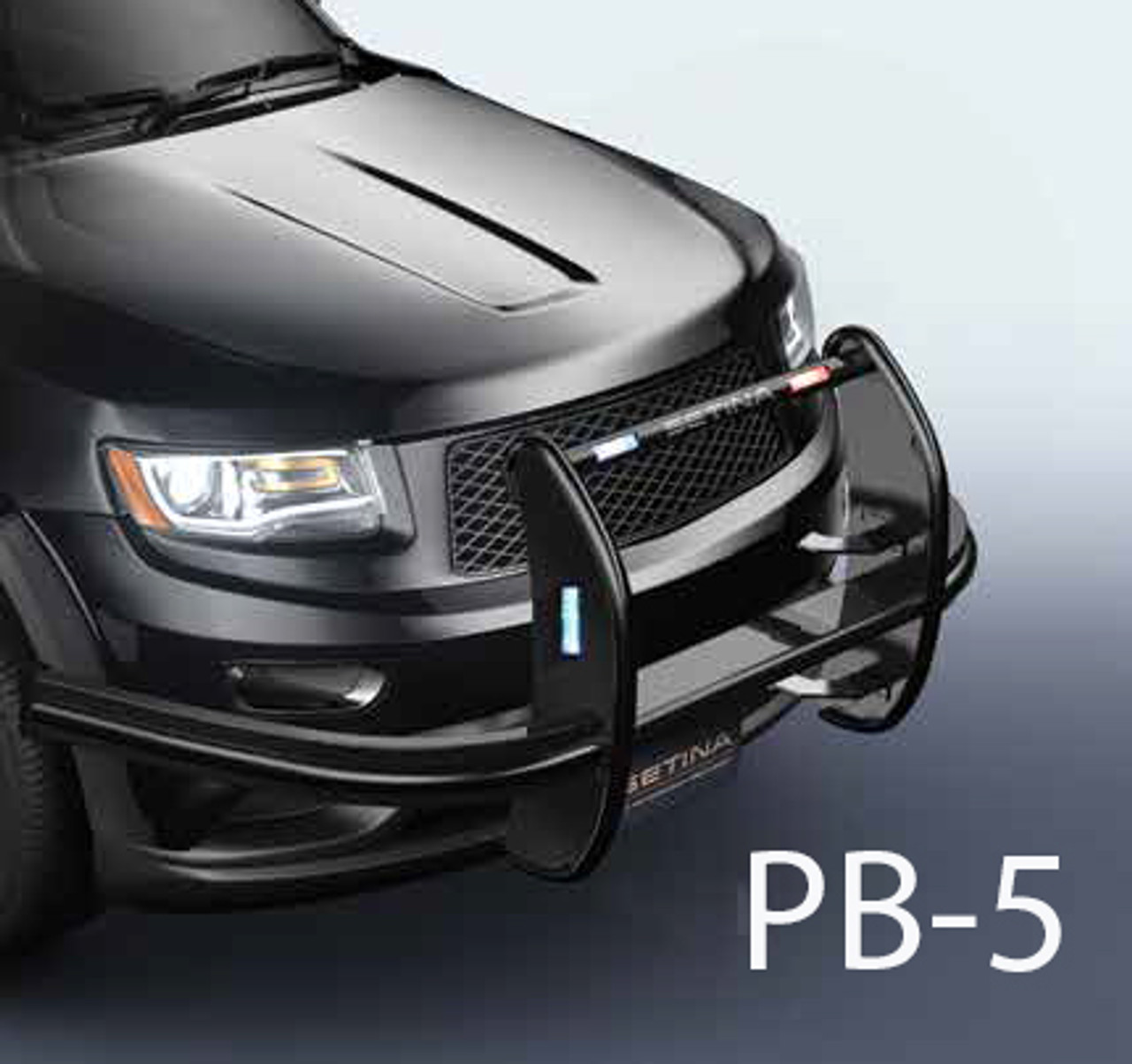 Setina Push Bar Pb400 Brush Guard For Dodge Charger 2015 2020 Optional Headlight Protection Bars Choose