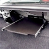 Sedan Trunk Trays