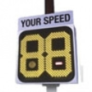 Pole Mount Radar Speed Signs