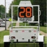 Radar Speed Sign Trailers