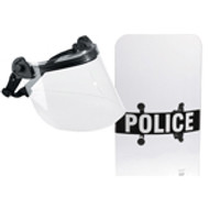 Riot Face and Body Shields