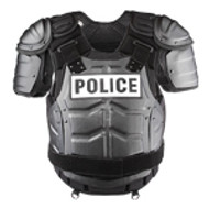Chest, Back, and Shoulder Protection