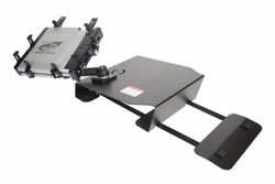 Gamber 7170-0192 Universal Passenger Seat Mount NotePad™ V-LT Universal Laptop Mount Cradle, for Smaller Laptops, and 6 inch articulating arm