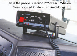 Whelen 295SLSA1 Law Enforcement Siren Hands Free