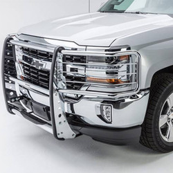 Chevy Tahoe Push Bars and Grille Guards for Police