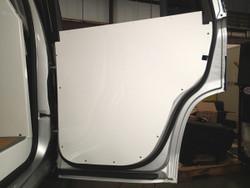 Law Enforcement Chevy Tahoe 2015+ Aluminum Door Panel Kit by Havis