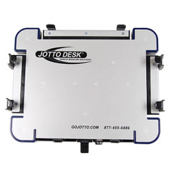 Jottodesk A-MOD Ford E Series Van (1999-2014) Rugged Laptop Computer Mount