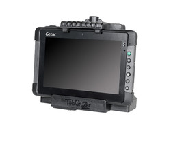 Gamber Johnson Getac T800 Tablet Cradle (Triple RF - SMA) (#7160-0583-03)