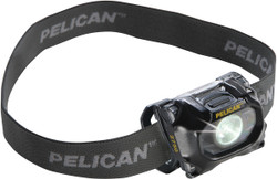 Pelican Compact LED Headlamp, with Night Vision Friendly, Available in Black or Photoluminescent 2750