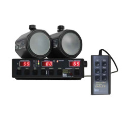 Kustom Signals Eagle II Series Radar - Radar/Video ASCII Interface (connects radar unit to miscellaneous video unit)