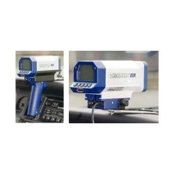 Kustom Signals Battery Handle with Standard Charger for Talon II or Falcon HR Radar