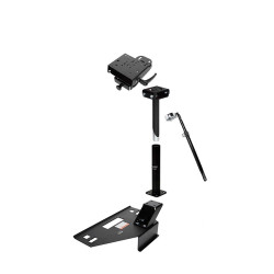 Gamber Johnson 7170-0500 Laptop, Tablet, Keyboard Mount Kit for Dodge Ram ProMaster City (2014+) Stand Alone