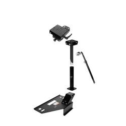 Gamber Johnson 7170-0500 Laptop, Tablet, Keyboard Mount Kit for Dodge Ram ProMaster City (2014+) Stand Alone