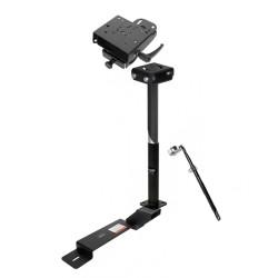 Gamber Johnson 7170-0503 Laptop, Tablet, Keyboard Mount Kit for Chevrolet City Express (2015-2019), Nissan NV200 (2010+) Van Stand Alone
