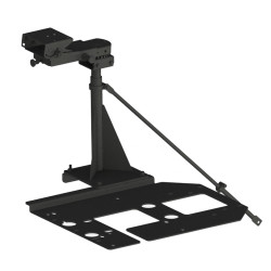 Gamber Johnson 7170-0580 Laptop, Tablet, Keyboard Mount Kit for Semi Tractor Stand Alone