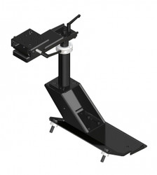 Havis (Ford F-250 - F-550, 1999-2016 & Ford F-650, F-750 Cab Chassis,  2011-2017) Laptop, Tablet, Keyboard Stand, Package, Kit, Part # PKG-PSM-142