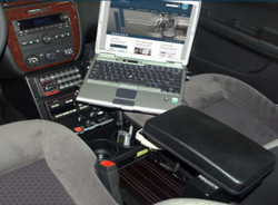 Havis (Toyota Tundra, 2007-2019) Premium Laptop, Tablet, Keyboard Stand, Package, Kit, Heavy-duty Part # PKG-PSM-330