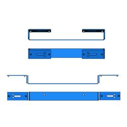 Code-3 Universal License Plate Bracket, Fits T-REX and XTP3 Light heads XT3LPBKT