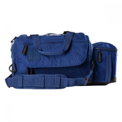5.11 Tactical 56396 ALS/BLS Duffel Bag, Constructed With A High Abrasion-Resistant 1050D Nylon Body And A Waterproof 1000D Poly Bottom With Double Sided TPU, Removable Med Pouch Gear Set, Available in Black and Olympian Blue