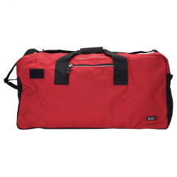 5.11 Tactical RED 8100 Duffel BAG, Durable 1050D nylon, Interior hanging pocket, Water resistant coating, Roomy main storage area, 56878474