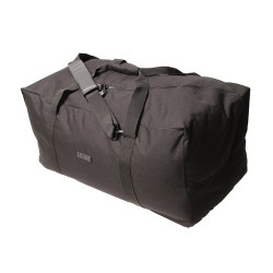 BLACKHAWK CZ GEAR Duffel Bag, Constructed of 1000 denier nylon, Full wraparound carry handles for superior weight support, Adjustable shoulder strap with reversible, non-slip shoulder pad, 20CZ00BK