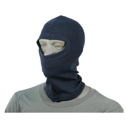 BLACKHAWK POLYPROPYLENE BALACLAVA, Combines moisture-wicking properties with internal flat-seam stitching, Black, 333003BK