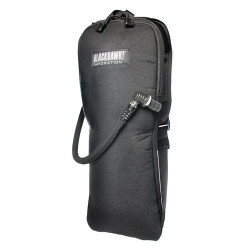 BLACKHAWK TURBINE™ PACK, Includes 100-oz.hydration reservoir, Contoured, padded shoulder strap with adjustable quick-ditch buckles, Internal moisture-wicking mesh and thermo-insulating padding, 65TU00BK