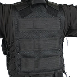 Blackhawk Omega™ Phalanx Homeland Security Vest, Black 30EV35BK